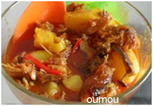 African smoked fish stew for African fish recipes