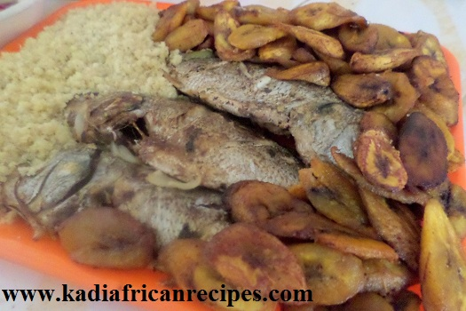 Fish recipes for African fish recipes